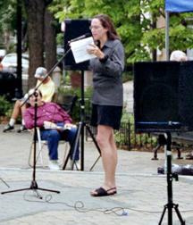 poetry fest 2004 reading
