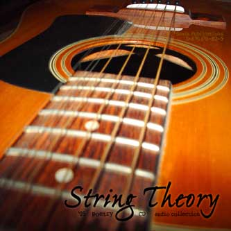 String Theory CD, 2005 collection CD with music from the DMJ Art Connection